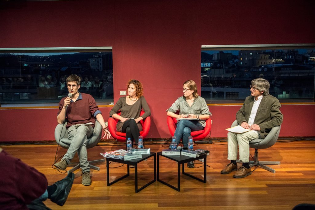 Presentació de la Revista 2 del Diari de l'Educació al CCCB