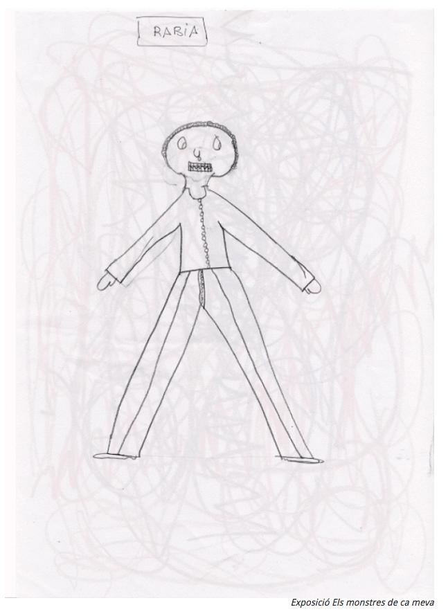 Andreu, 8 anys