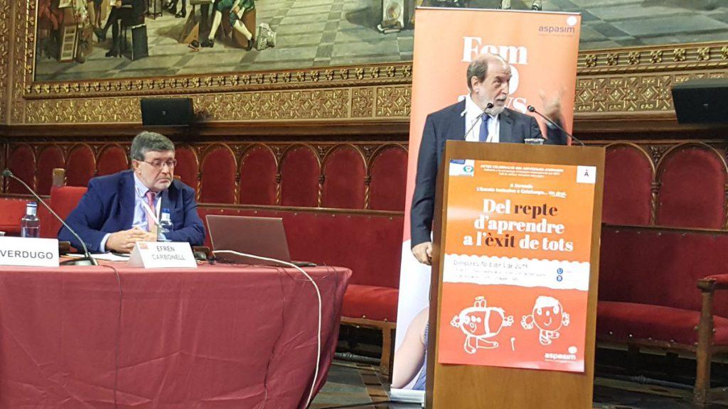 Efren Carbonell i Dr. Miguel Ángel Verdugo