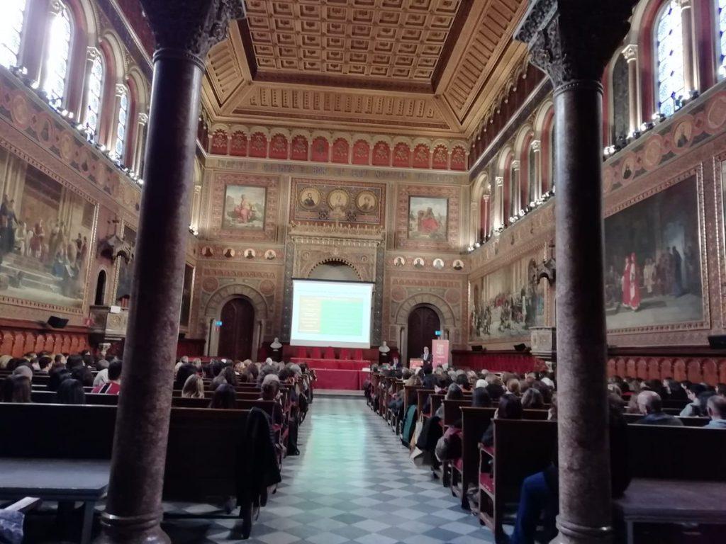Sala del Paraninf de la Universitat de Barcelona